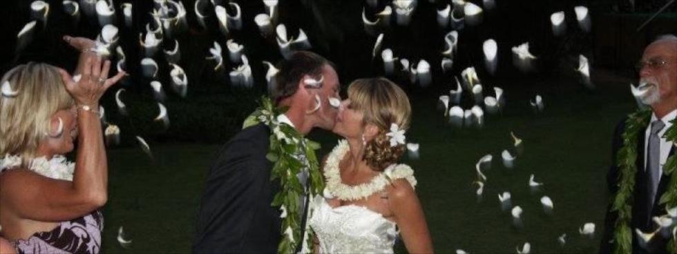 Maui Wedding Makeup